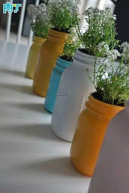 个性创意十足的花盆diy手工制作图片