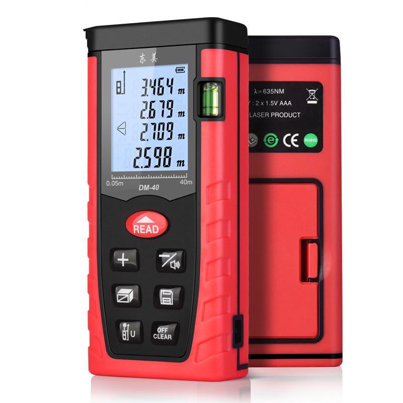 别傻傻拿着卷尺测量了现在流行高科技测量工具高效精准效率快