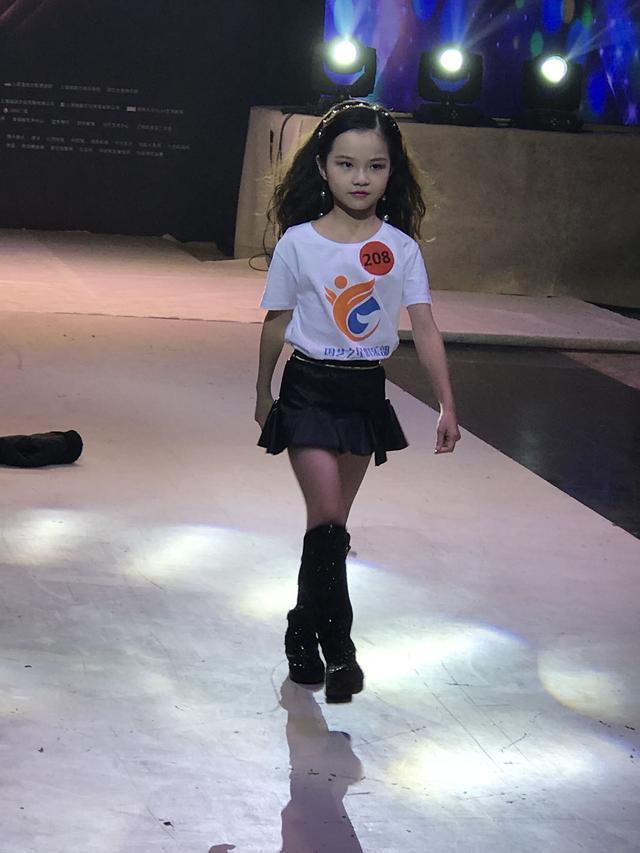 国艺之星国际超级少儿模特秀全国总决赛暨横店盛典