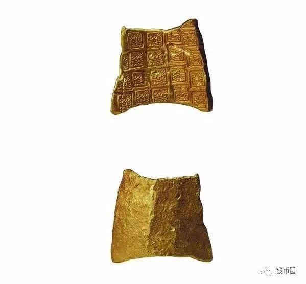 """楚国""""郢公式""""黄金货币趣闻"""