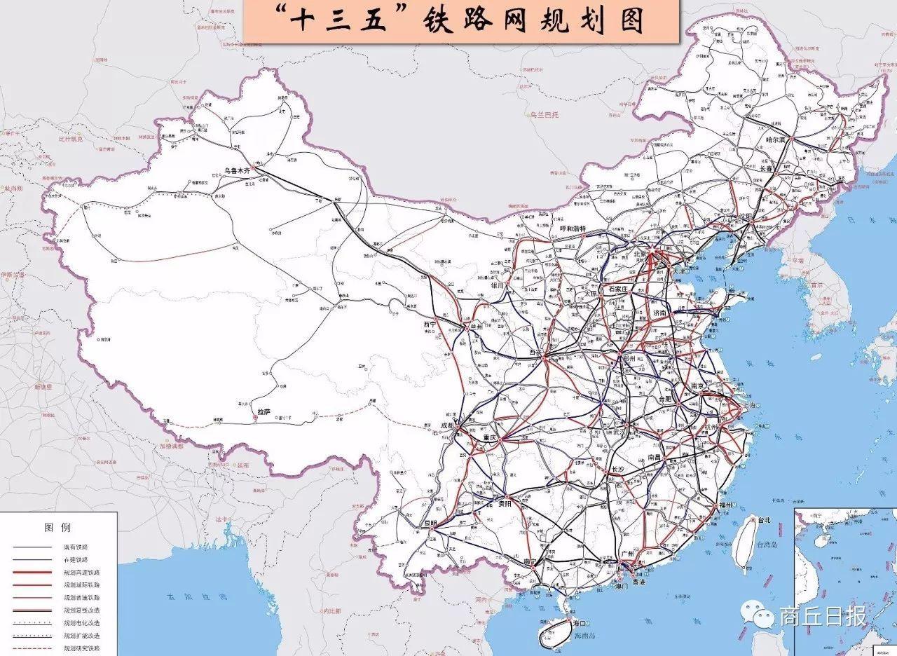 贵州铁路交通地图
