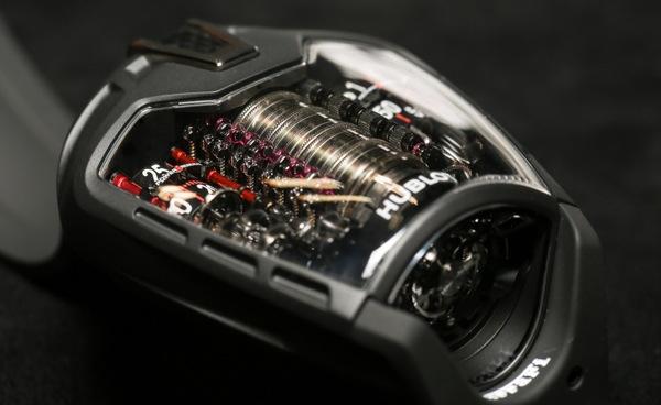 法拉利高级腕表如车一样酷