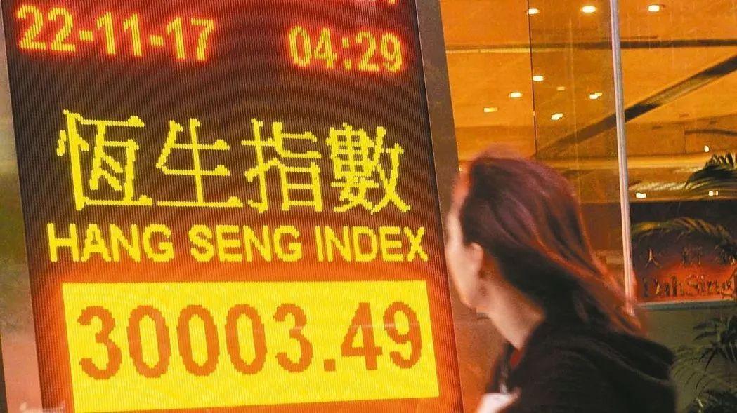 香港马会资料铁算盘:恒指三万点香港给出千字警告警惕繁华背后的风险