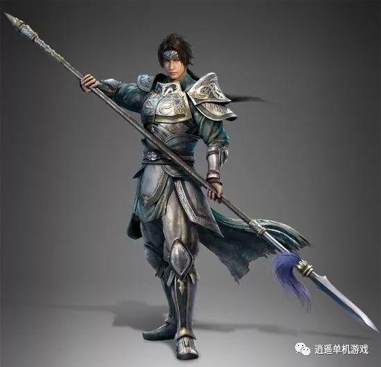 《真三国无双》系列越来越深入人心,许多玩家说到赵云的招牌武器时,脱