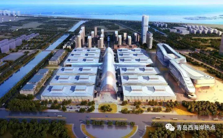 """青岛西海岸,一座刷爆全国的""""未来之城""""!"""
