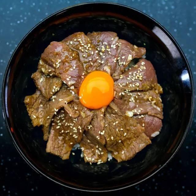 日式烧肉盖饭 丨 美味菜谱回顾