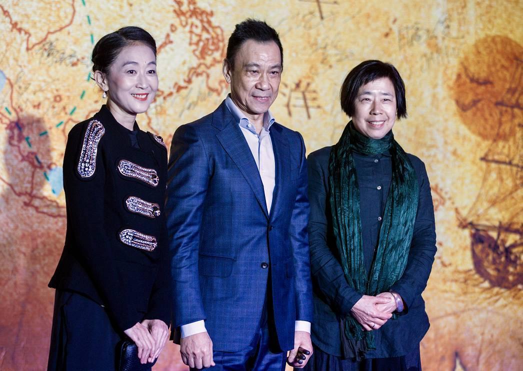 王祖蓝电影盹.�9i&���_吴京,黄子韬,关晓彤,王祖蓝夫妇都来了!家门口的丝路电影节就是牛!