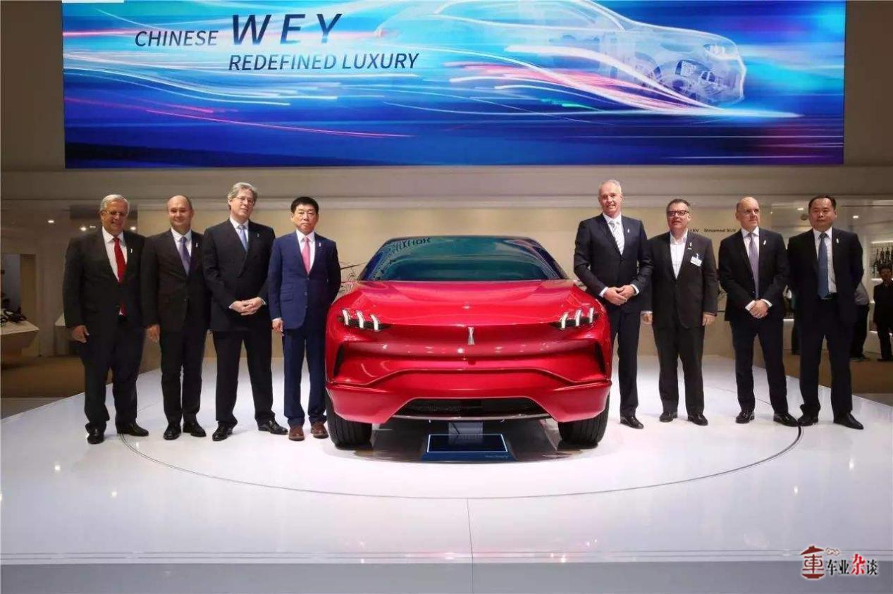合理定位、充足准备、快速上量,是WEY品牌成功的三要素 - 周磊 - 周磊