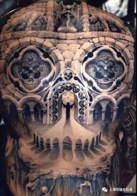 机械纹身素材