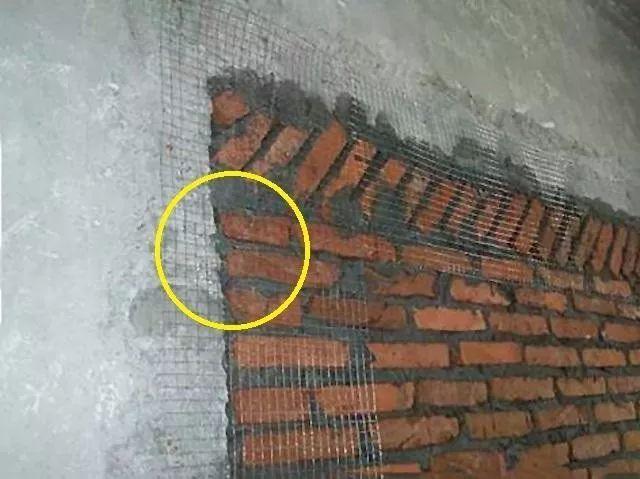 砌墙吊线方法图解