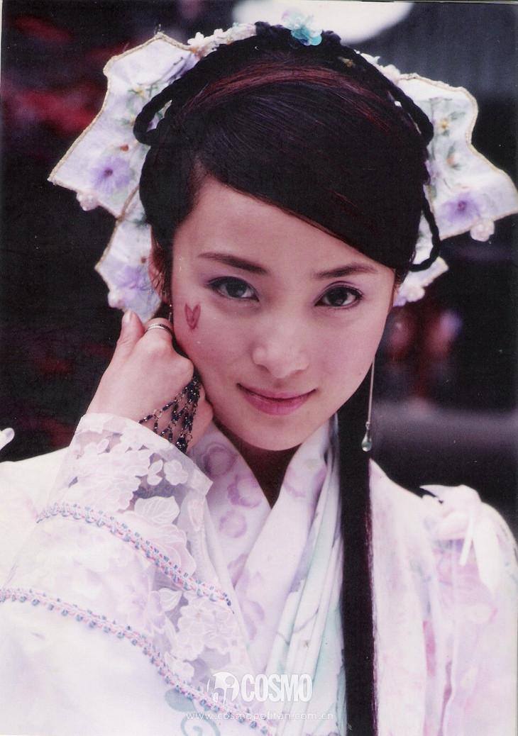 美人计 16岁刘亦菲仙气满满演小龙女,还有这些古装美人更动人图片