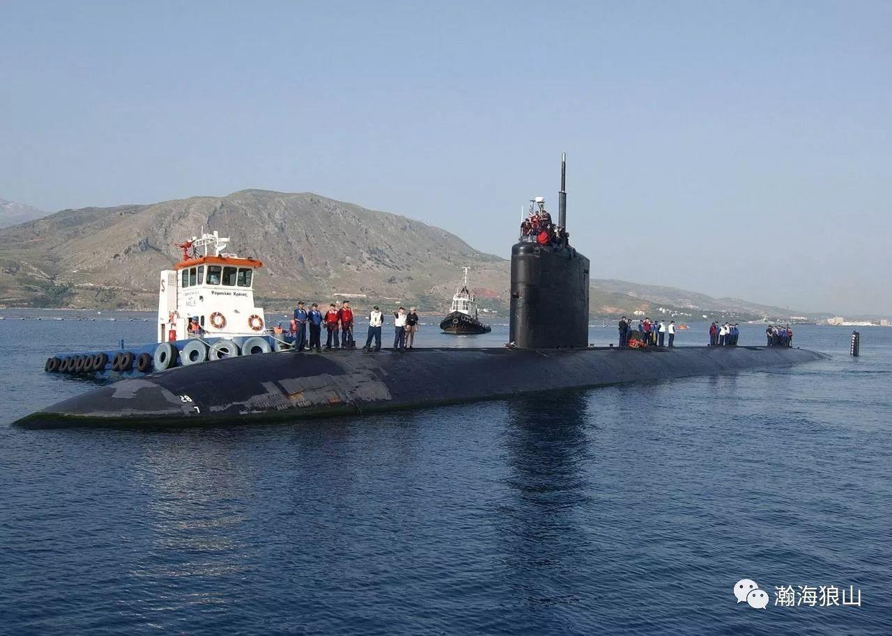 瀚海狼山 关于095核潜艇的最新消息