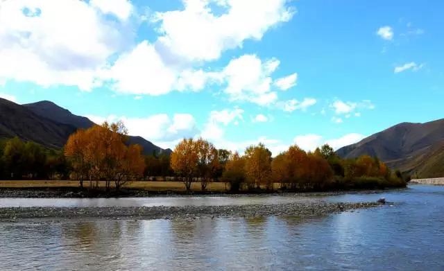 央视重磅推荐的中国15大最美秋色,个个颜值爆表!