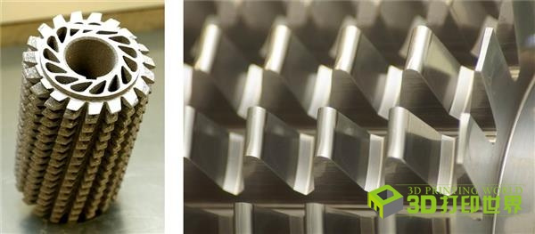 VBN推出世界上最硬3D打印不锈钢材料Vibenite 350