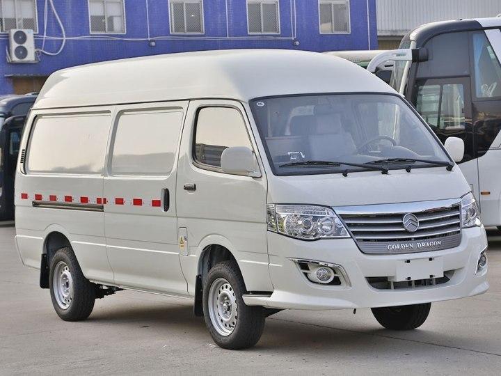 售出15.98万辆金旅海狮纯电动面包车