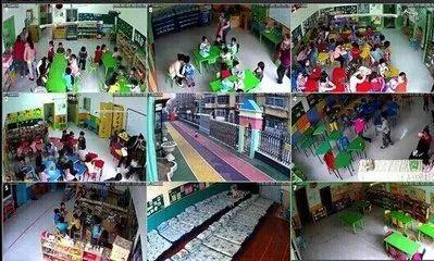 幼儿园监控视频该如何公开?这所幼儿园做出了榜样!你怎么看?