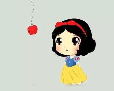 """白雪公主:谁来给我一记""""还我漂漂拳""""?"""