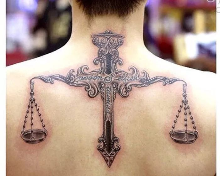 刺青 纹身 700_561