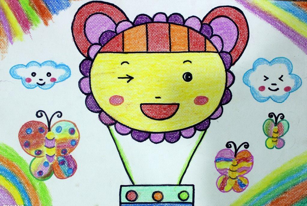 幼儿园 彩色世界 主题资源大全 四 ,彩色动画