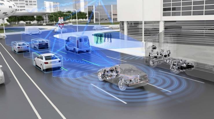 加强自动驾驶软件和算法能力采埃孚将这家公