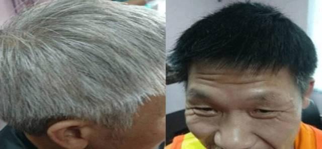 (视频)这样洗头,10分钟,白发变黑!图片