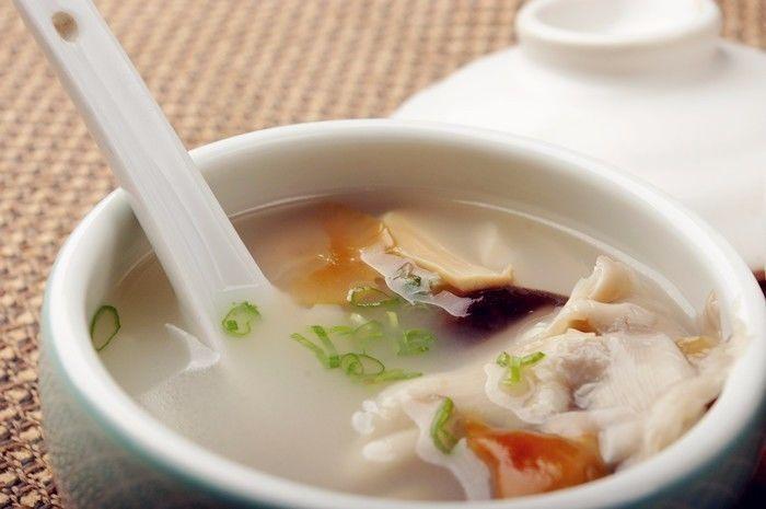 海带龙骨汤