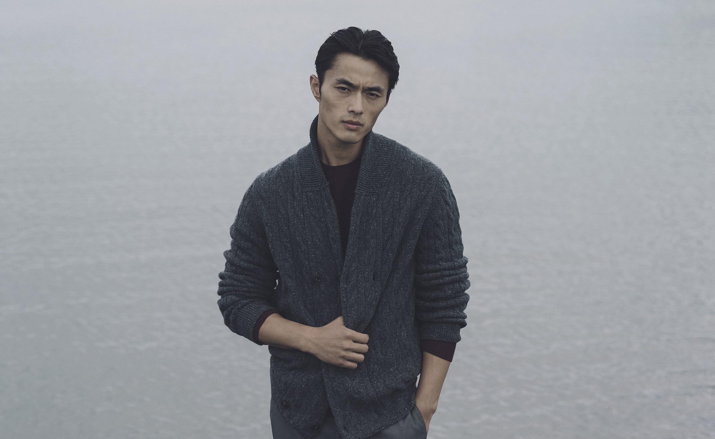 2017搜狐时尚盛典年度超级男模特提名:赵磊