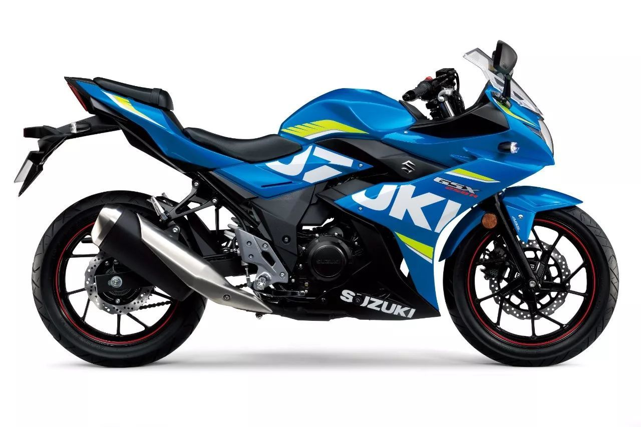 【包邮】铃木(suzuki) 豪爵 gsx250r abs 摩托车