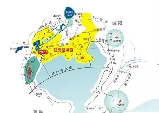 268亿元大项目落户红岛经济区 随着世界第二,亚洲首个伊甸园 东方伊甸
