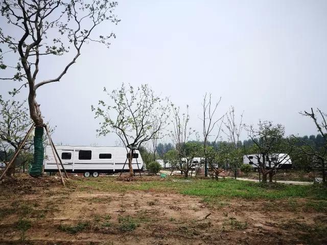 探访途居南通开沙岛房车露营地