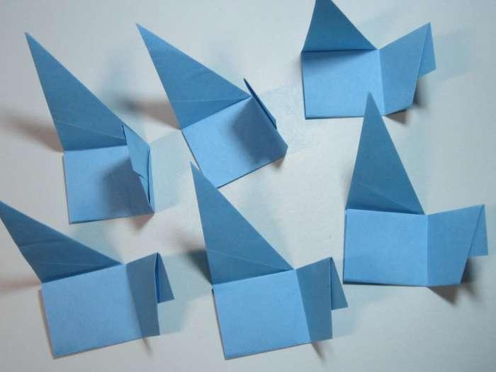 手工折纸 六角形礼品盒子的折法详细图解