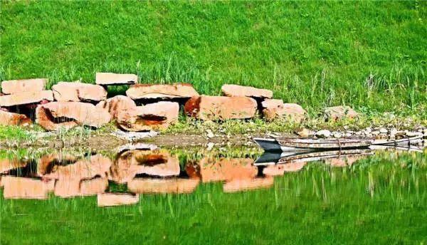 初冬,一起来乐山这个湿地公园享受美景吧!