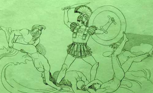 读史|阿喀琉斯形象的演变和还原(选录)