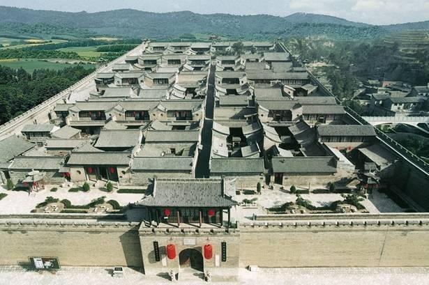 中国古代七大建筑_中国古建筑七大特征