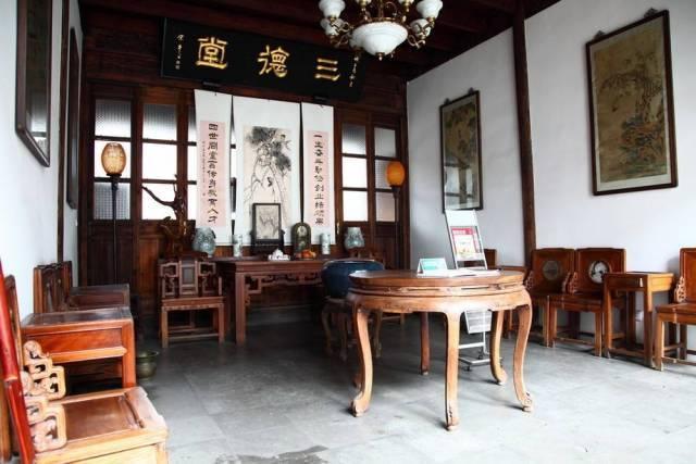 古代大户人家,都是如何布置客厅的?