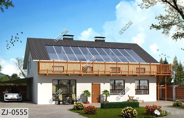 10x13米农村屋设计图