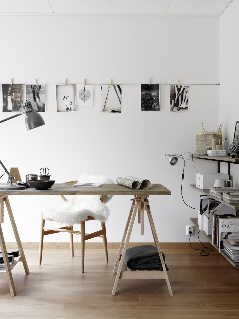 diy黑白手绘墙面贴图