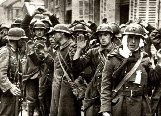二战法国有170万军队,为何扛1个月就投降了?