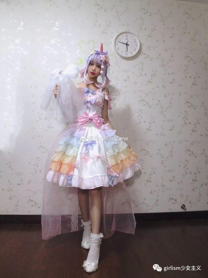 【搭配推荐】lolita每日穿搭(2017.12.01)图片