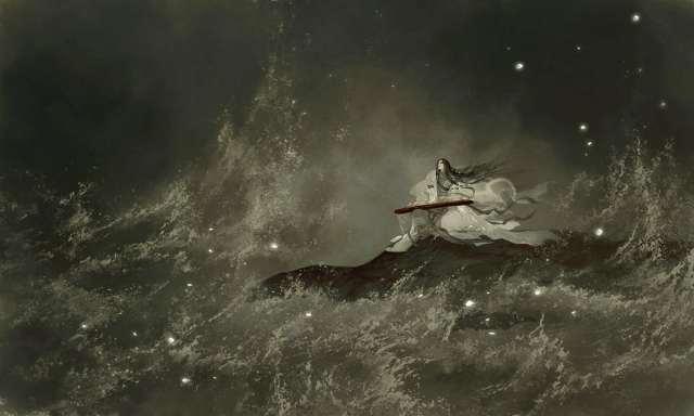 梦里有山有水还有魔法