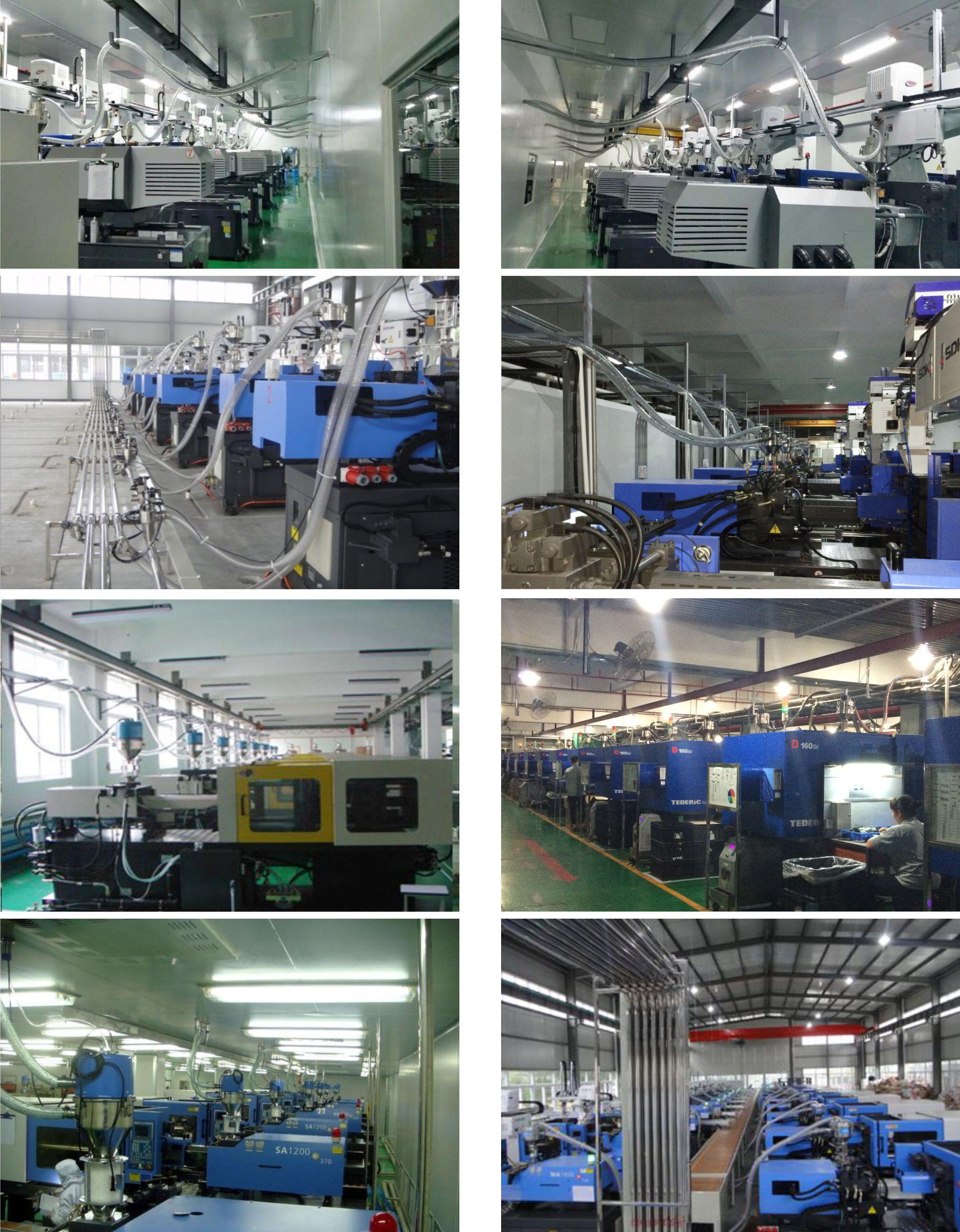 雍泓机械:中央供料系统案例分享图片