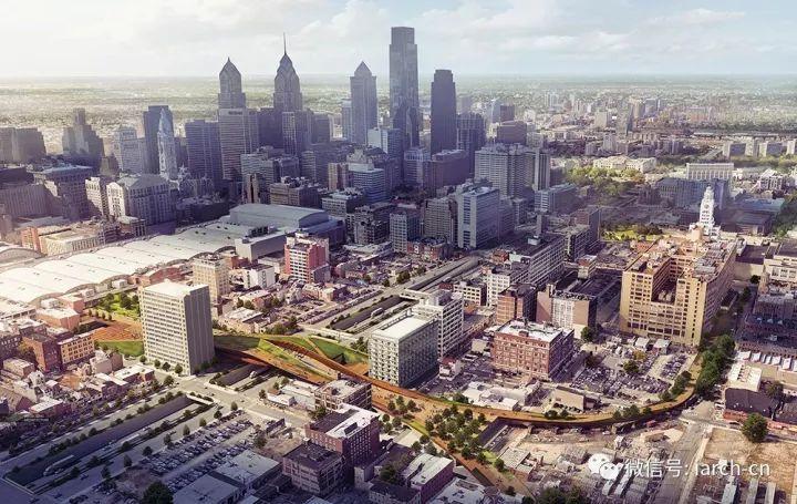 教程:城市鸟瞰图——以费城为例