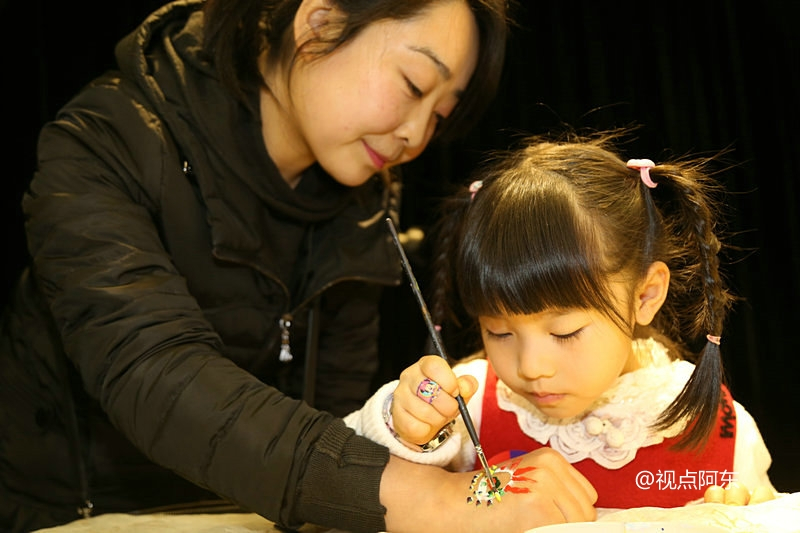 """关注儿童心理健康 """"艺术爱""""公教活动在西安启动 - 视点阿东 - 视点阿东"""