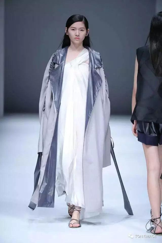 模特艺考生 | 郭艳2018s/s中国国际时装周精彩合辑