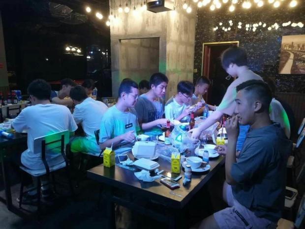 长沙老同学聚会公司聚会适合权利玩图片