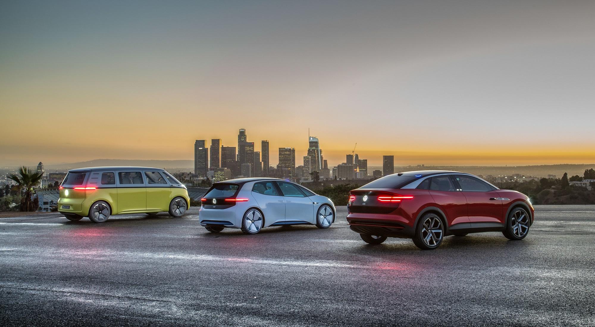 每日电动汽车快报 城市电动车闪亮洛杉矶,11kW无线充电规范公布