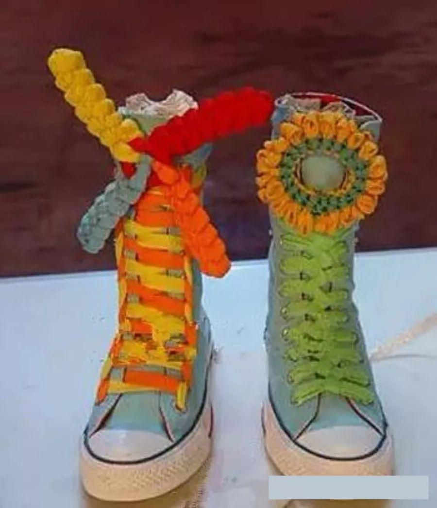 你知道4孔 5孔 6孔的鞋子怎么系带更帅嘛