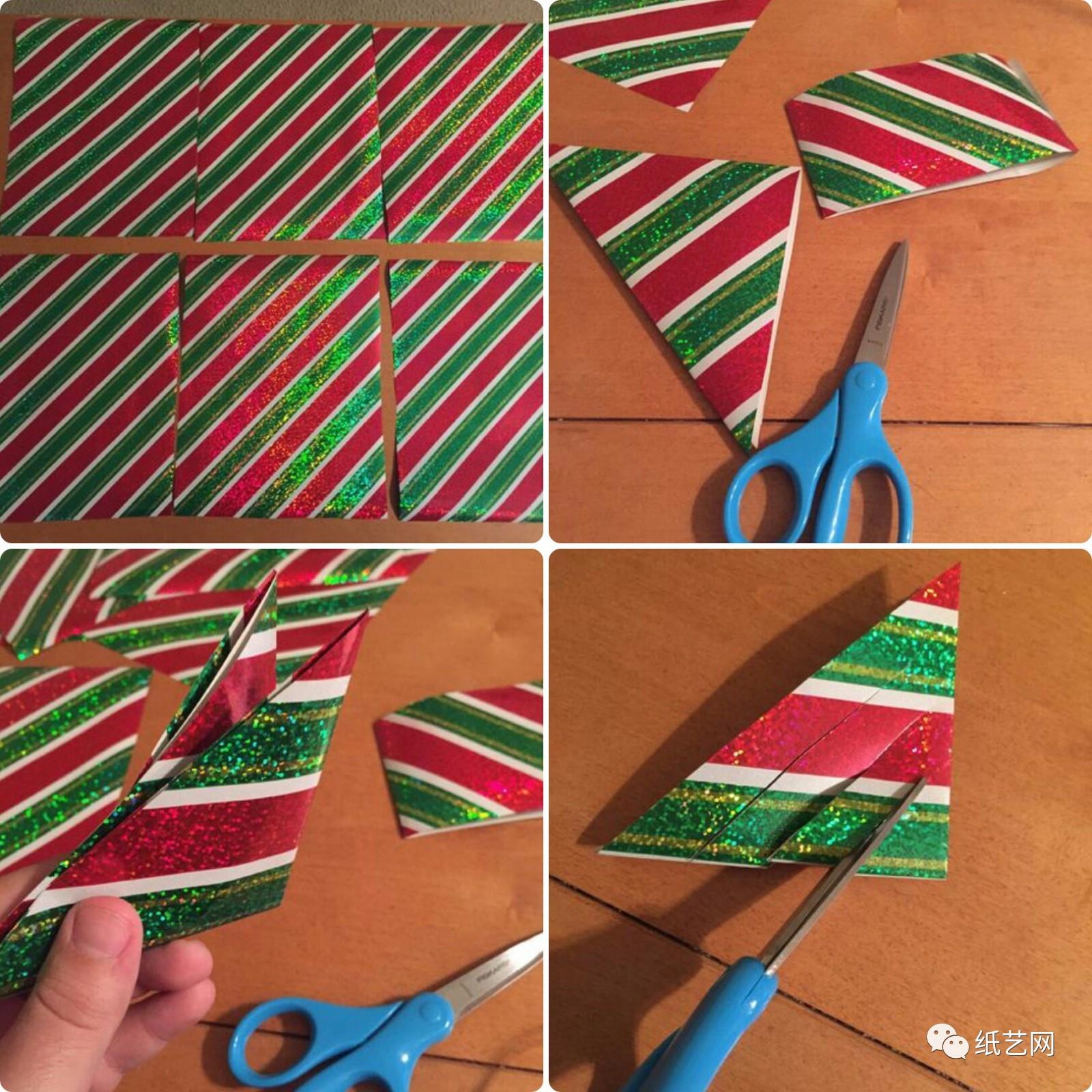 (含教程和文末福利) 串珠式雪花 立体式雪花 衍生纸雪花 剪纸雪花 1