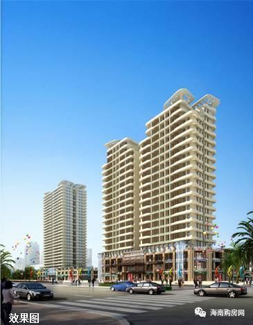 设计,畅想时尚生活 【商圈loft】 海口在售唯一商圈之上的loft公寓图片
