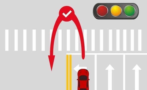 老爱掉头�y�#�.b9f�.�_在经过斑马线的时候无论都要求减速行驶,而且在斑马线上是禁止掉头的